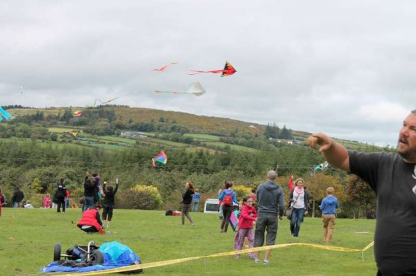 52Kite Fest at Millstreet Country Park 22nd Sept. 2013 -800