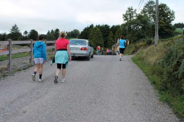 54Carriganima 4mile Walk on 21st Sept. 2013 -800