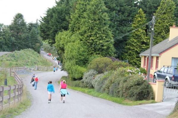 56Carriganima 4mile Walk on 21st Sept. 2013 -800
