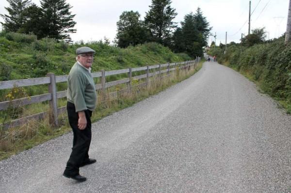 58Carriganima 4mile Walk on 21st Sept. 2013 -800