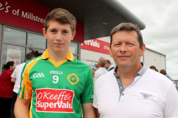 58Supervalu Presentation of Jerseys to Millstreet Juvenile GAA -800