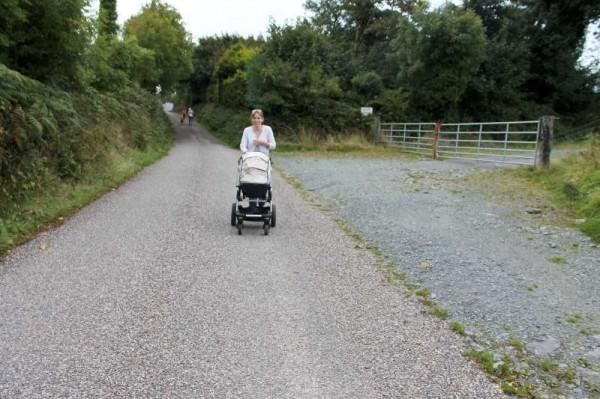 61Carriganima 4mile Walk on 21st Sept. 2013 -800