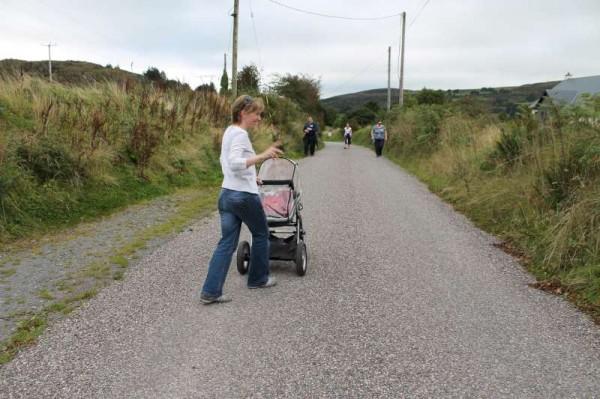 62Carriganima 4mile Walk on 21st Sept. 2013 -800