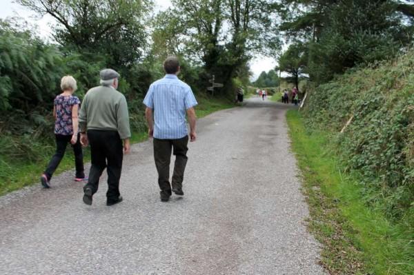 64Carriganima 4mile Walk on 21st Sept. 2013 -800