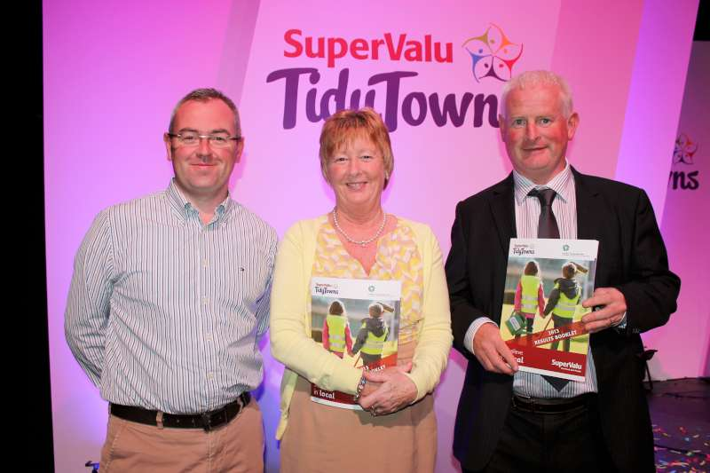 64Tidy Towns All-Ireland Awards 2013 at Helix, Dublin -800