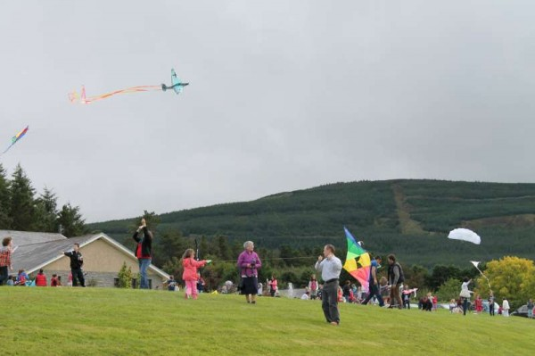 69Kite Fest at Millstreet Country Park 22nd Sept. 2013 -800