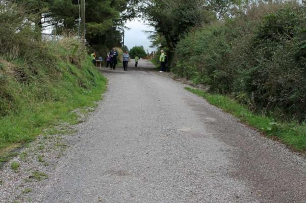 70Carriganima 4mile Walk on 21st Sept. 2013 -800