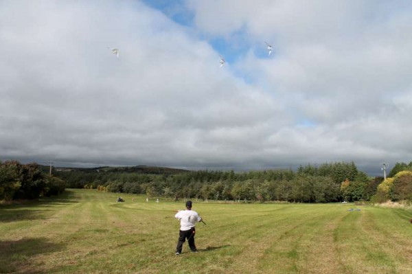 Expert Kite Operator from Thurles, Co. Tipperary - Michael Mason.