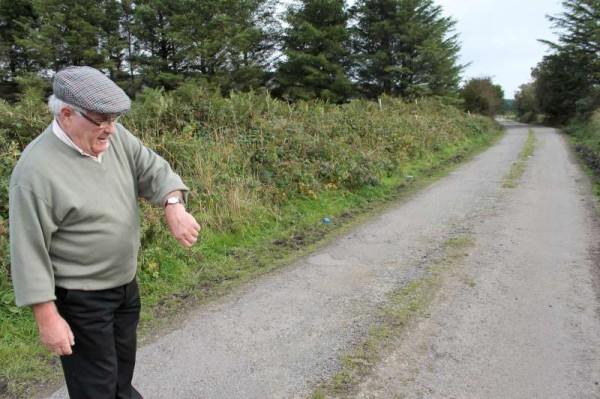 95Carriganima 4mile Walk on 21st Sept. 2013 -800