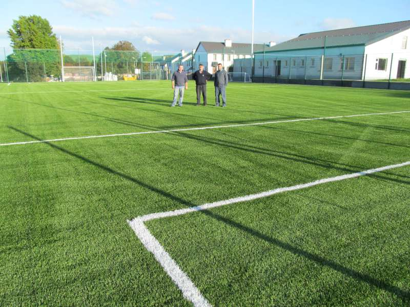 2Completion of Astroturf Project 2013 -800
