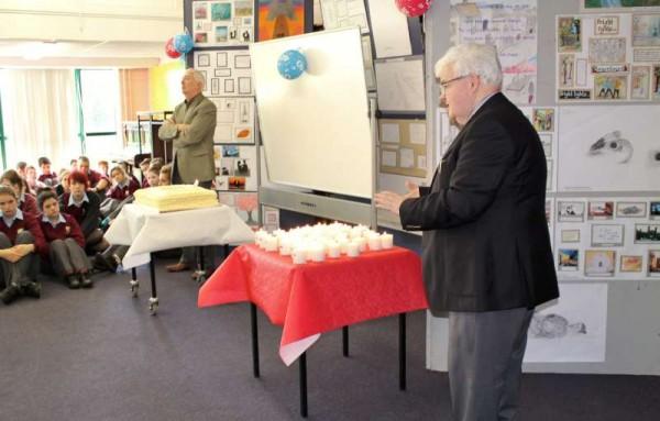 740th Anniversary of MCS - School Celebration 2013