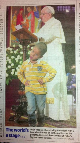 """A gem of a photograph in today's """"Irish Independent"""" ! Click on image to enlarge.  (S.R.)"""