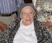 2011 Sr.Paschal IJS - on her 100th birthday