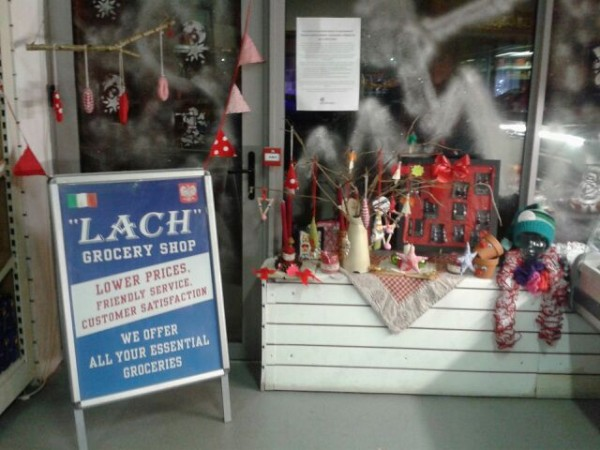 "We thank Michelle O'Keeffe for alerting us to some exquisite Local Crafts - ideal as Christmas Presents - which are now on sale at ""Lach"" Polish Shop in Minor Row.   Supporting Local Crafts People in our area is to encouraged.  Click on the images to enlarge.  (S.R.)"