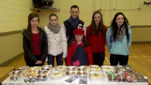 2013-12-21 IHCPT Cake Sale in GAA Hall