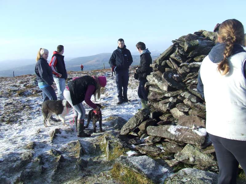 Mushera Christmas Day Climb 2013 – Millstreet.ie
