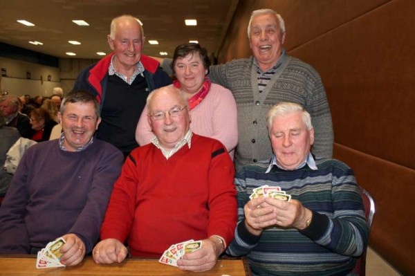 4Annual Card Game for Millstreet Hospital 2013 -800