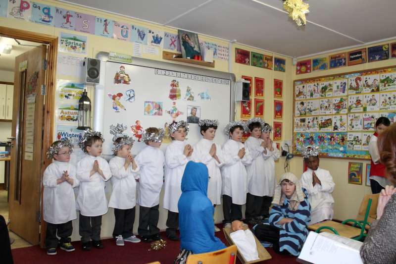 1Christmas 2013 at Cloghoula N.S. -800