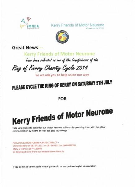 Motor Neurone Poster 2014