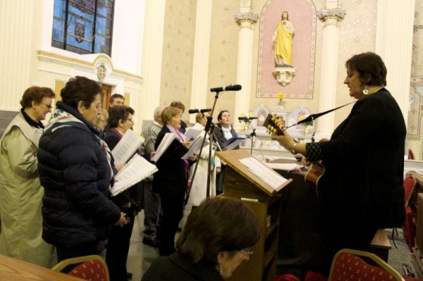 1Millstreet Community Singers at Mass on 29th March 2014 -800