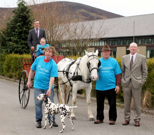 Official Launch of Horse Carriage Drive 2014