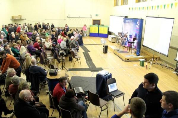 23Thousandaire Event at Millstreet GAA Hall 2014 -800