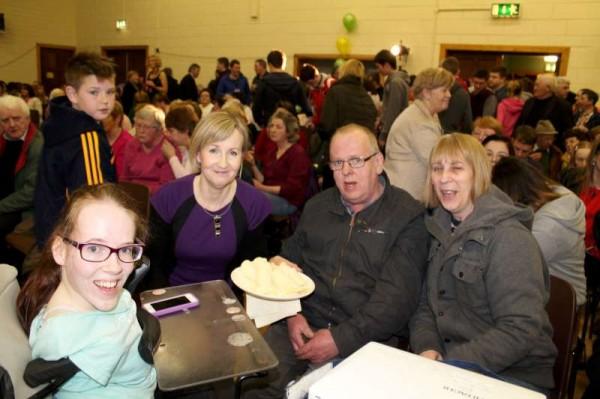 26Thousandaire Event at Millstreet GAA Hall 2014 -800