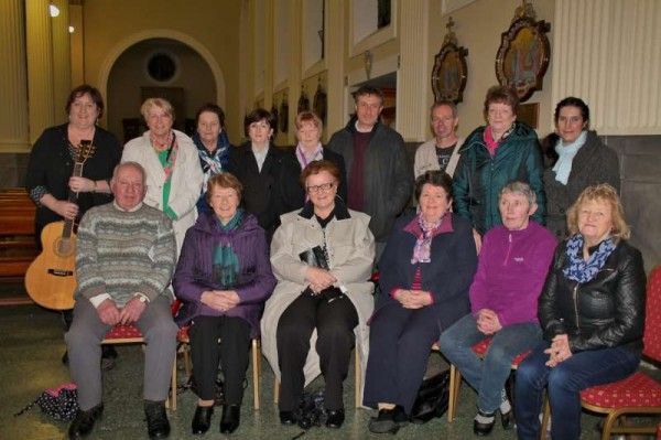 3Millstreet Community Singers at Mass on 29th March 2014 -800