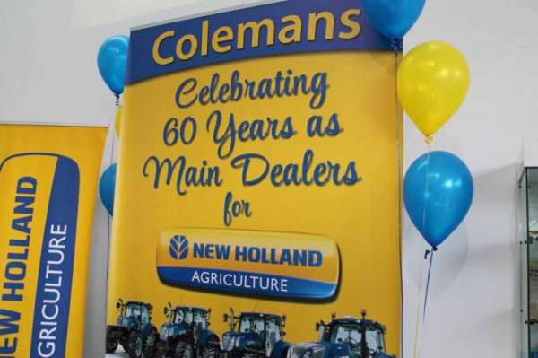 11Celebrating Coleman's 60th Anniversary as Ford New Holland Dealers-800