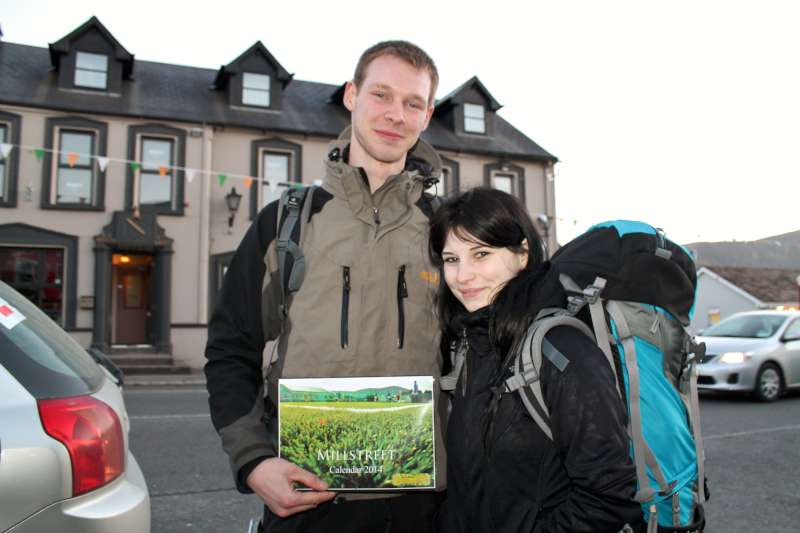 Visitors from Germany