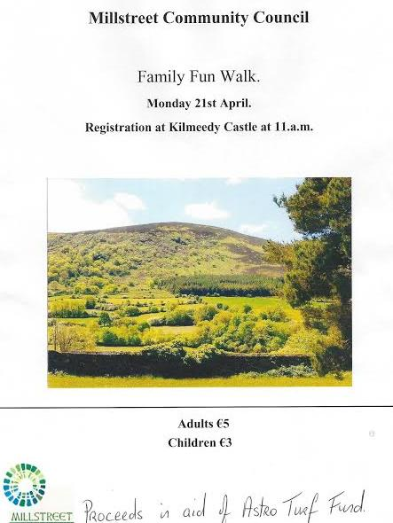 2014-04-14 Family Fun Walk - poster