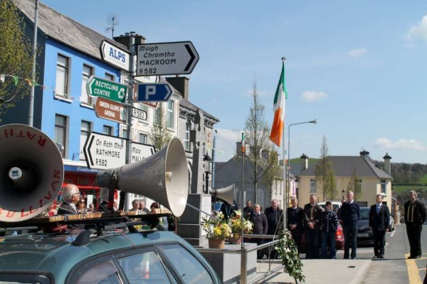 21Easter Commemoration 2014 at Square -800