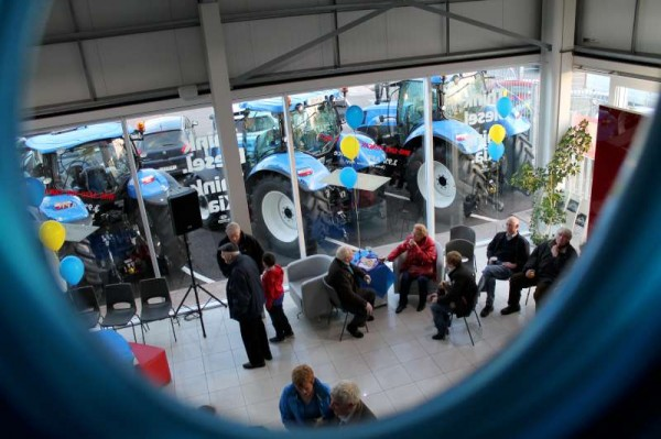 26Celebrating Coleman's 60th Anniversary as Ford New Holland Dealers-800