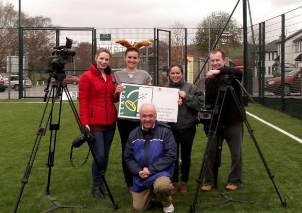 26IRD Duhallow Filming at Millstreet Astro Turf 2014 -800