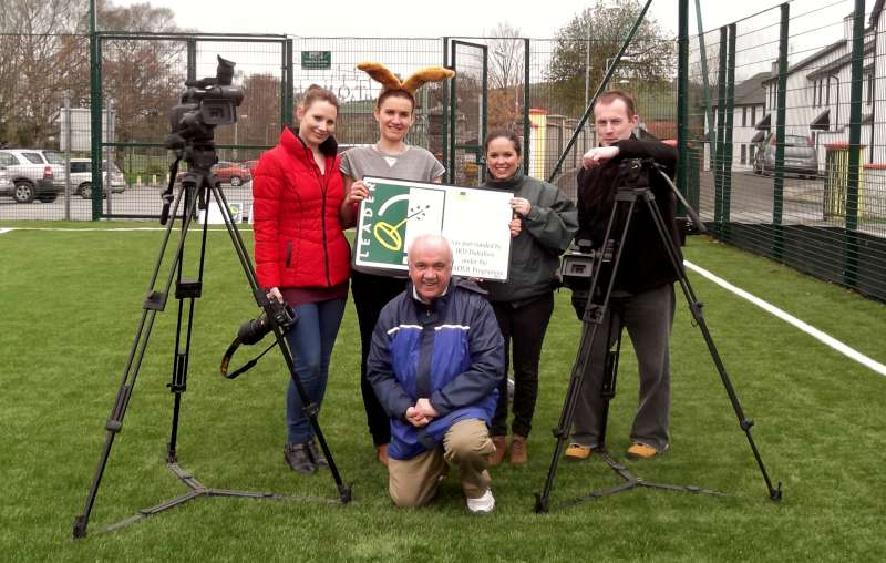 27IRD Duhallow Filming at Millstreet Astro Turf 2014 -800