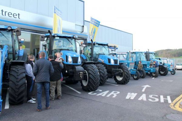 33Celebrating Coleman's 60th Anniversary as Ford New Holland Dealers-800