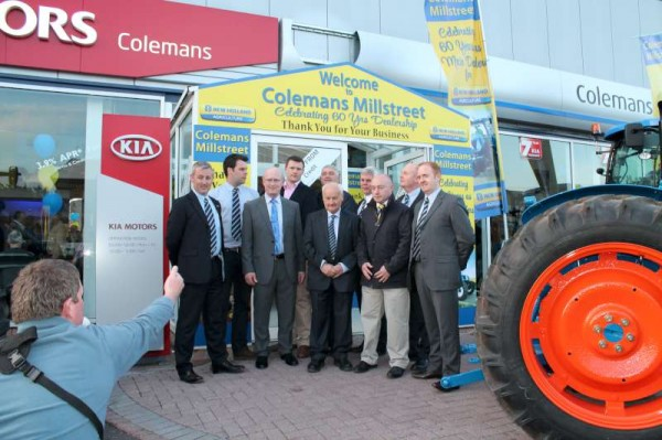 34Celebrating Coleman's 60th Anniversary as Ford New Holland Dealers-800