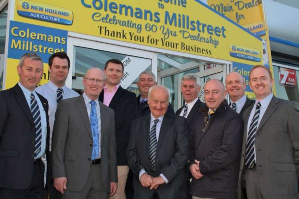 35Celebrating Coleman's 60th Anniversary as Ford New Holland Dealers-800