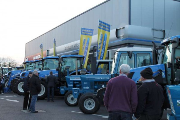 36Celebrating Coleman's 60th Anniversary as Ford New Holland Dealers-800
