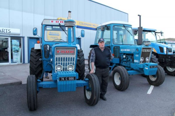 40Celebrating Coleman's 60th Anniversary as Ford New Holland Dealers-800