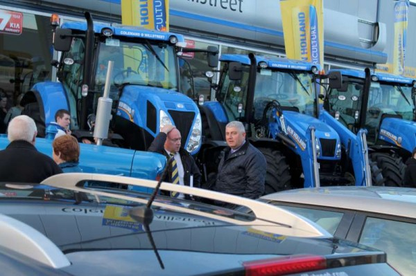 4Celebrating Coleman's 60th Anniversary as Ford New Holland Dealers-800