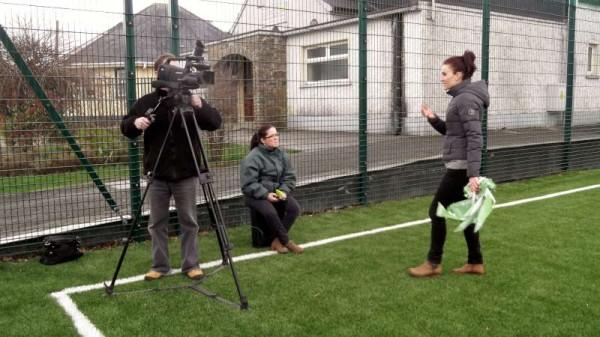 4IRD Duhallow Filming at Millstreet Astro Turf 2014 -800