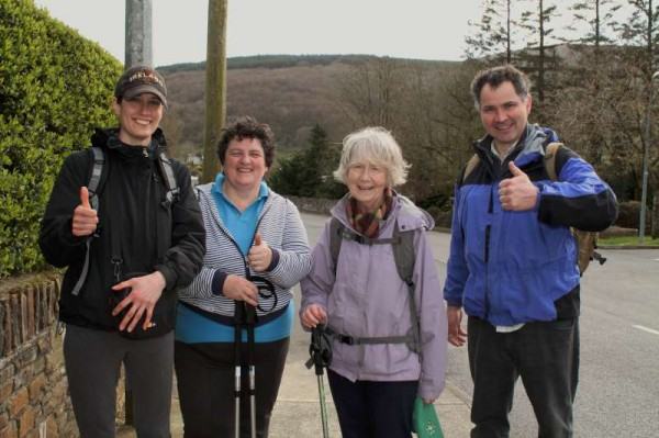 52Day One of Millstreet Walking Festival 2014