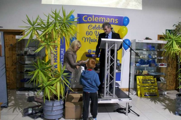 77Celebrating Coleman's 60th Anniversary as Ford New Holland Dealers-800