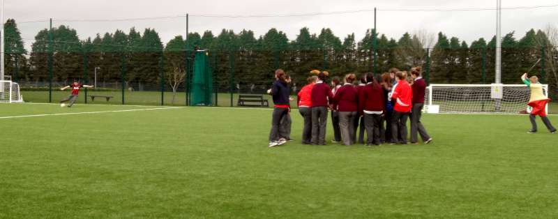 9IRD Duhallow Filming at Millstreet Astro Turf 2014 -800