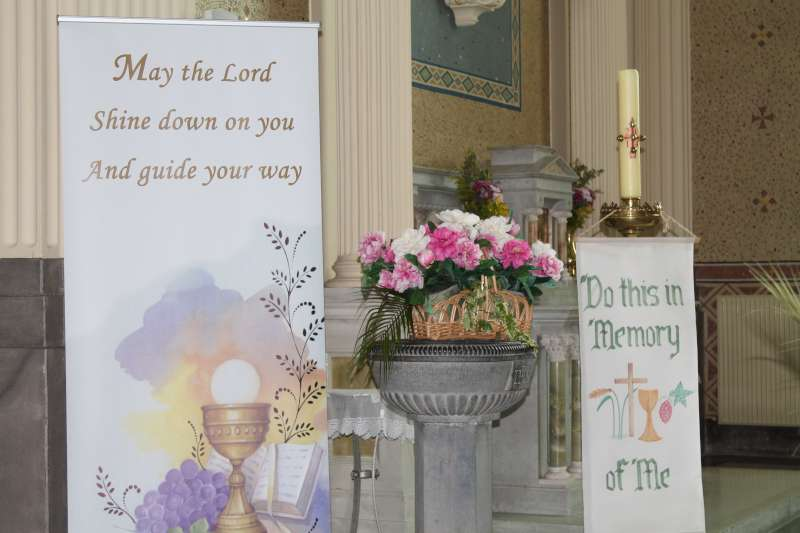 107Millstreet First Holy Communion 17th May 2014 -800