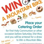 2014-05-08 Herlihy Centra Mountain Bike Competition - poster