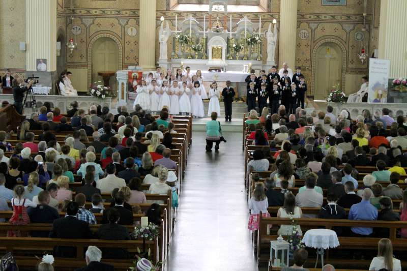 22Millstreet First Holy Communion 17th May 2014 -800