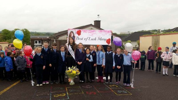 22Royal Welcome for Kerry Rose Mary on 26th May 2014 -800