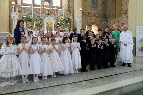 24Millstreet First Holy Communion 17th May 2014 -800